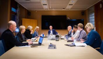 Skarpe reaksjoner i styremøte: — Vi må bare styrke oss og si at nok er nok