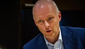 Styreleder ved PHS, Hans Vik. Foto: Torkjell Trædal