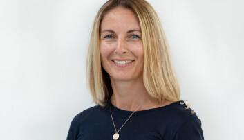 Annette Veberg Dahl, prorektor ved Høgskolen i Østfold. Foto Bård Halvorsen/HiØ