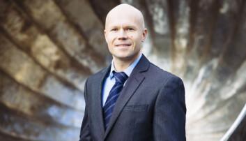 Bård Misund, en av de tre UiS-forskerne. Foto: UiS.