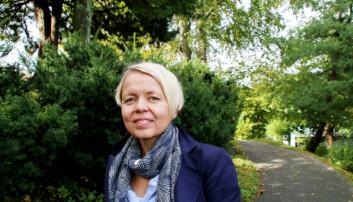Leiar av kompetanseutvalet for Kina, Camilla Brautaset. Foto: Njord V. Svendsen