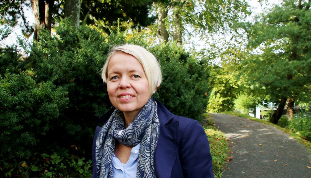 Camilla Brautaset, leiar av UiBs kompetanseutval for Kina, seier ho vil ha meir diskusjon om kinasamarbeidet. — Det blir eit problem den dagen ein ser forsøk på å påverke undervisninga. Det har vi hittil ikkje sett, seier ho.