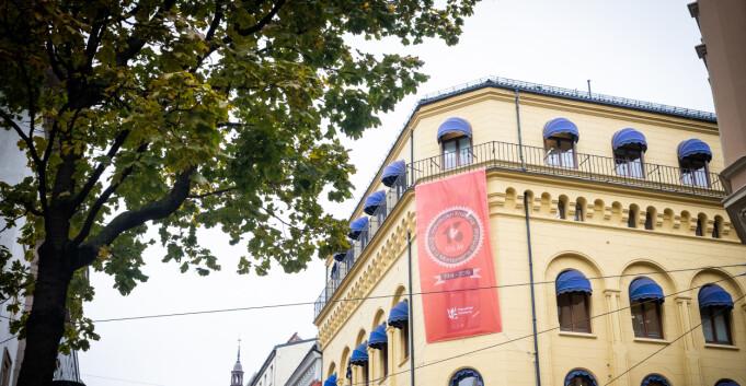 Smittet student ved Høyskolen Kristiania
