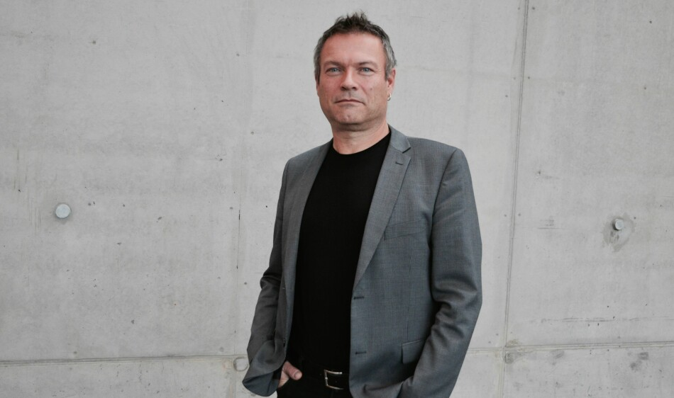 Kjetil Reithaug, fagdirektør for dokumentasjonsforvaltning i Arkivverket. Foto: Arkivverket