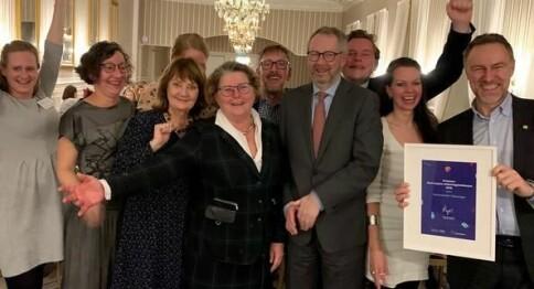 Stavanger er årets Erasmusuniversitet