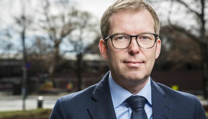 Håkon Haugli, administrerende direktør i Innovasjon Norge.