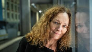 Camilla Stoltenberg fryktar det er store mørketal når det gjeld forskingsfusk. Foto: Siri Øverland Eriksen