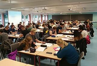 Fra tomme forelesningssaler til fulle klasserom i Molde — slik fikk de det til