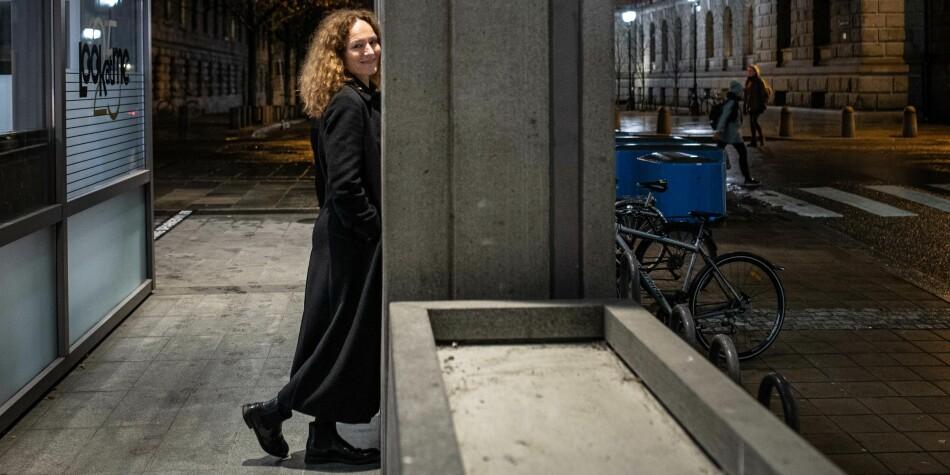 Camilla Stoltenberg er direktør i Folkehelseinstituttet. — Eg har eigentleg ikkje jobba med forskingsfusk, eg berre snubla inn i det. Men eg er oppteken av kvalitet, seier Stoltenberg. Foto: Siri Øverland Eriksen