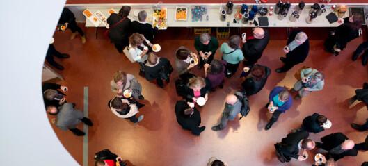 Tidstyver i akademia. Hva gjør vitenskapelig ansatte egentlig?