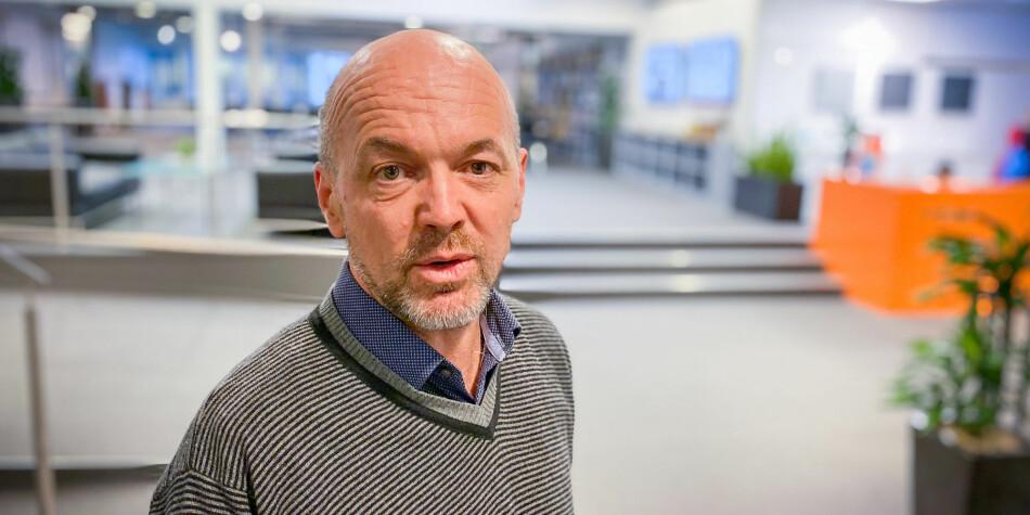 Nestleder i Simula, Kyrre Lekve. Foto: Torkjell Trædal