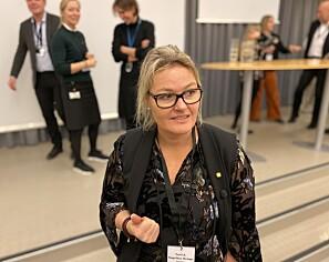 Toril Nagelhus Hernes, prorektor ved NTNU. Foto: Torkjell Trædal