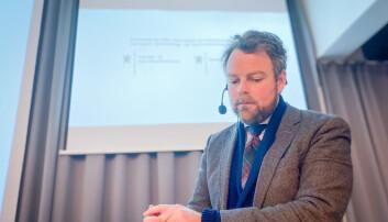 Torbjørn Røe Isaksen. Foto: Torkjell Trædal