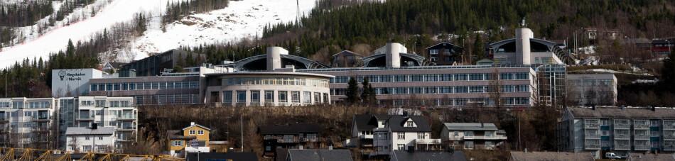 Campus Narvik. Foto: Skjalg Bøhmer Vold