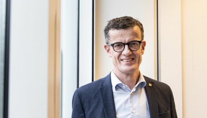 Sikt mot styring basert på tillit, sier rektor Klaus Mohn ved Universitetet i Stavanger.