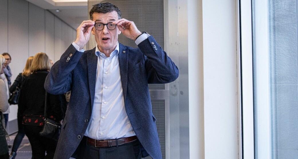 Rektor ved Universitetet i Stavanger, Klaus Mohn, reagerer på Kjell Bernstrøms uttalelser.