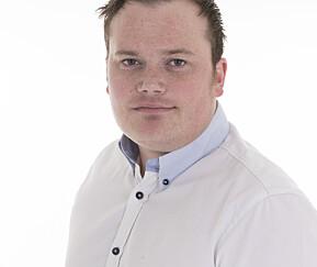 Jonas Stein, ved UiT, har vært med i demografiutvalget.