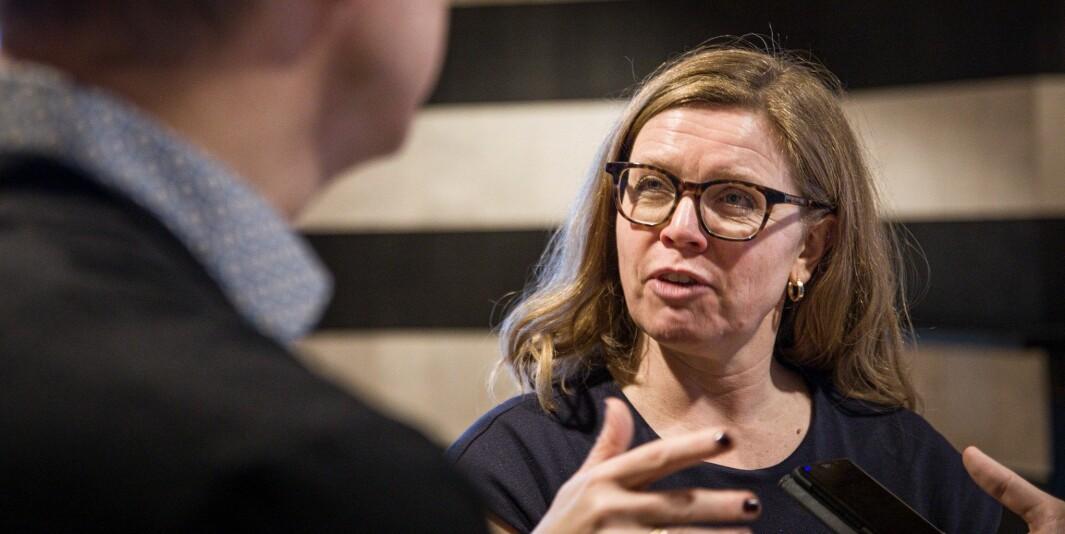 Viserektor for globale relasjoner ved UiB, Annelin Eriksen.