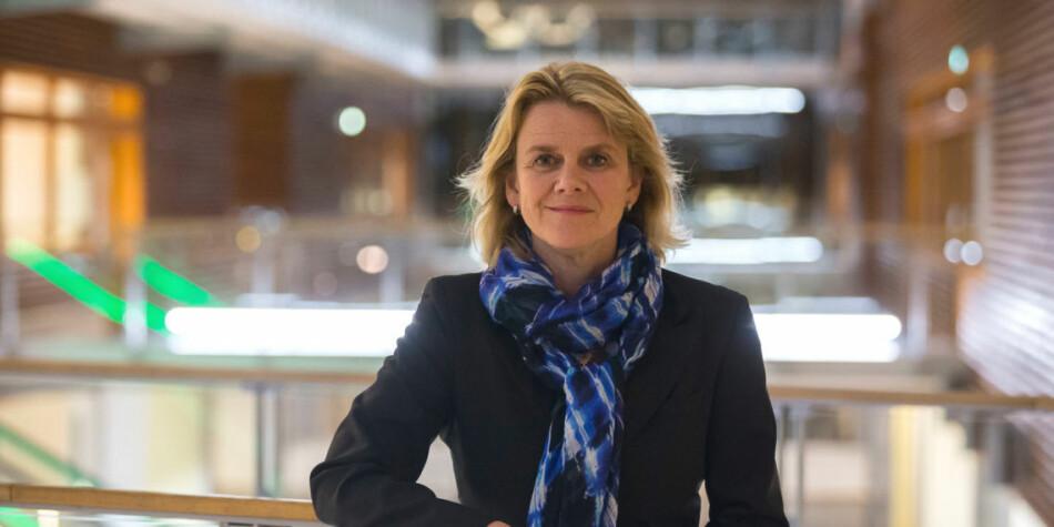 Hilde Bjørnland, professor i samfunnsøknonomi og prorektor ved BI. Foto: BI.