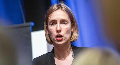 Nybø kaller inn verstingene på midlertidighet til møte i Oslo