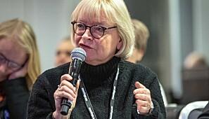 Berit Rokne, rektor ved Høgskulen på Vestlandet. Foto: Siri Øverland Eriksen