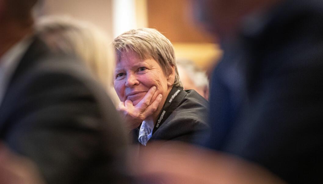 Universitetsdirektør Seunn Smith Tønnessen ved Universitetet i Agder synes det er helt feil at UiA må være med og finansiere sentrale innkjøpsavtaler som i liten grad benytter seg av.