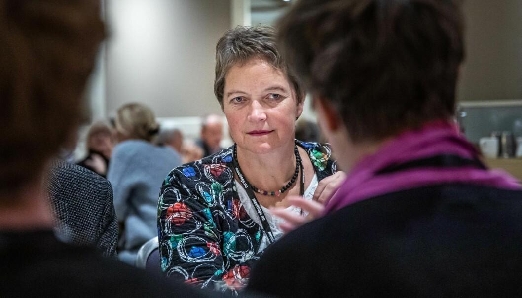 Hanne Solheim Hansen ba Nord-styret om å få legge frem forslag til bemanningsplan i mars. Foto: Siri Øverland Eriksen