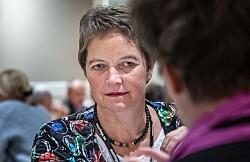 UHR - konferanse. Hanne Solheim Hansen