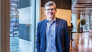 UiO-rektor, Svein Stølen. Foto: Siri Øverland Eriksen