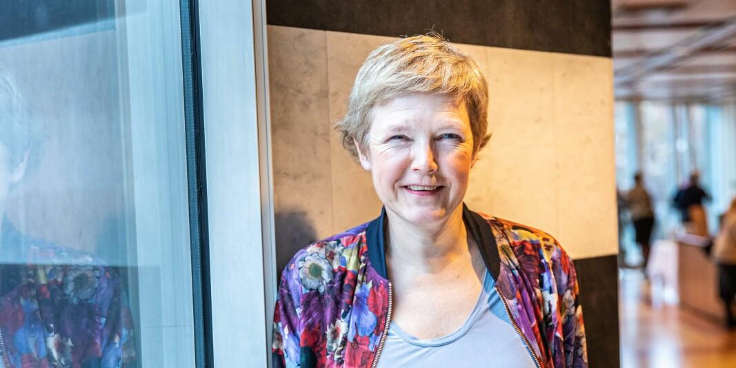 Nåværende dekan ved NTNU, Marit Reitan, er blant dem som kan tenke seg å ta over stafettpinnen fra konstituert prorektor Berit Kjeldstad.