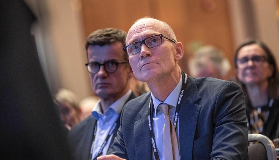 Kanskje sitter forskere eller studenter på overraskende gode løsninger allerede nå, spør Molde-rektor Steinar Kristoffersen.