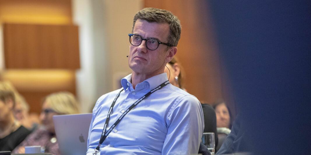 Rektor Klaus Mohn ved Universitetet i Stavanger tilrår blant anna at styret skal vedta at universitetet skal signere DORA-erklæringa og vedta ein tiltaksplan for å redusere delen mellombels tilsette.