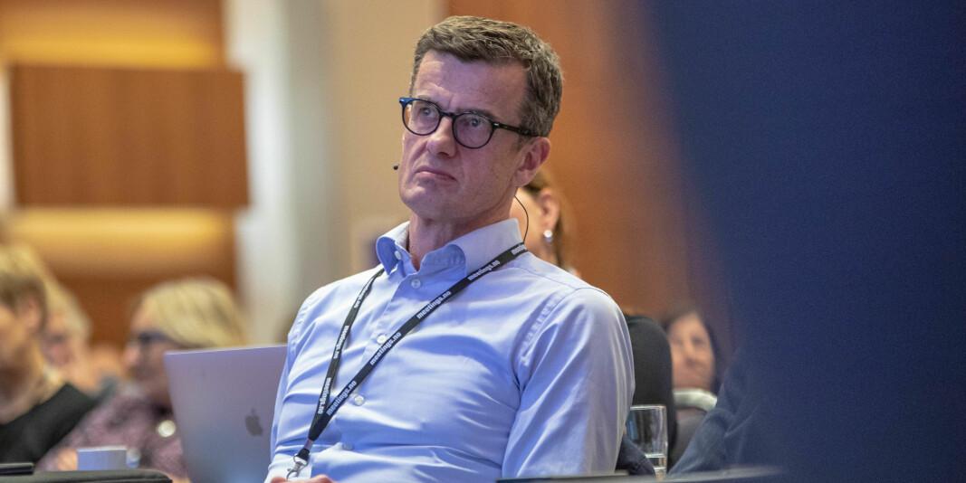 Rektor Klaus Mohn ved Universitetet i Stavanger skjønner hvilken vei det går for en egen medisinsutdanning i Stavanger, men tror fortsatt det finnes muligheter for UiS.