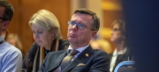 UiB-rektor: Ønsker kinesisk-ungarsk universitetssamarbeid velkommen