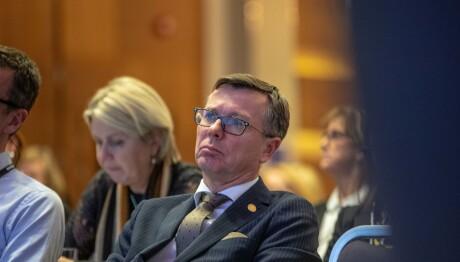 UiB-rektor ønsker kinesisk-ungarsk universitetssamarbeid velkommen
