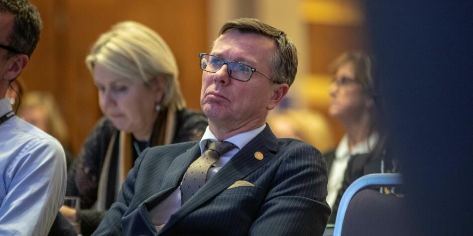 Rektor Dag Rune Olsen mener vitenskapelig praksis og utdanning må endres for å gi tilstrekkelig helhetsforståelse for å kunne løse de globale samfunnsutfordringene. Foto: Siri Øverland Eriksen