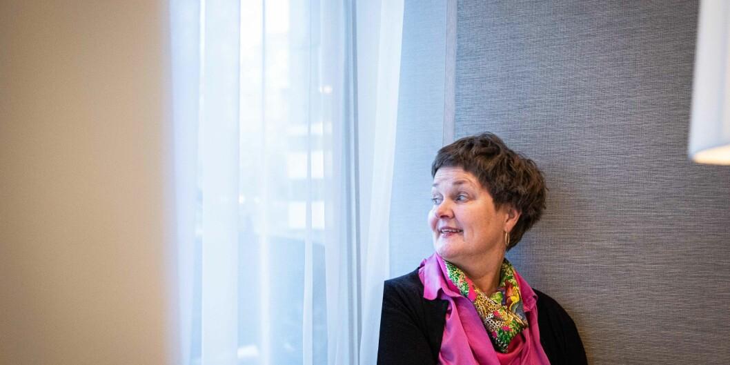 — Vi tok med oss flere ting videre fra komiteens rapport, sier dekan ved Det humanistiske fakultet, NTNU, Anne Kristine Børresen.