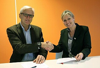 Universitetet i Agder har inngått avtale med Patentstyret