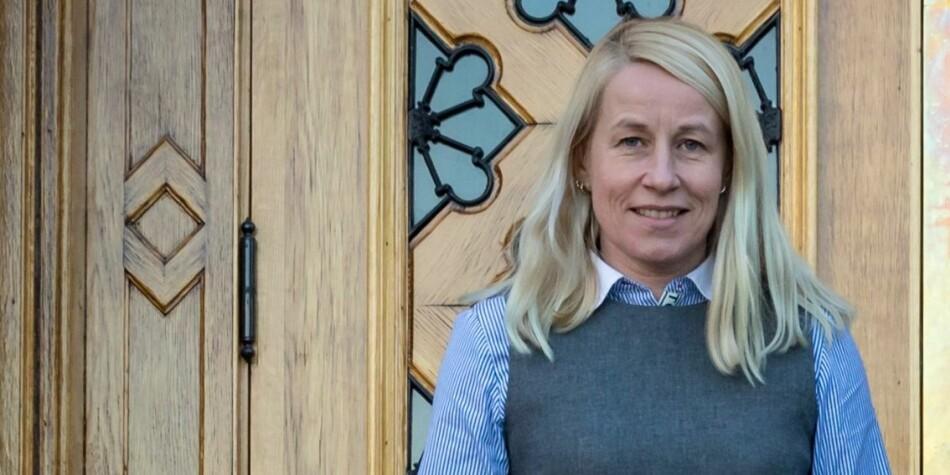 — Avbyråkratiserings- og effektiviseringsreformen har hatt sin misjon, sier Høyres Marianne Synnes Emblemsvåg. Foto: Hans Kristian Thorbjørnsen