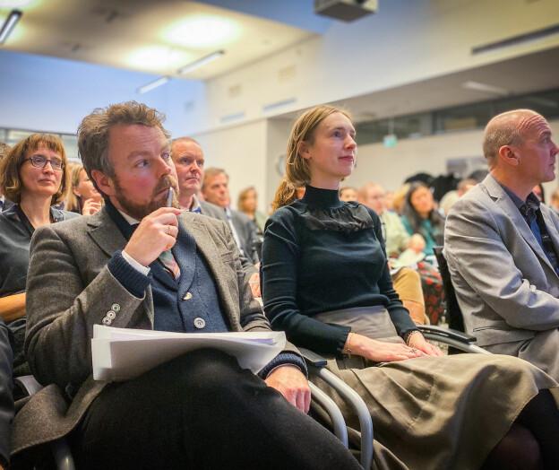 Kommersialisering: Det er lite troverdig at det er dårlig stelt i Norge
