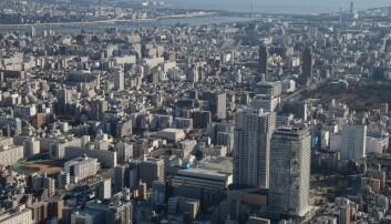 Studenten satt fengslet i Tokyo i nesten tre uker.