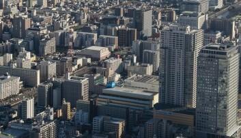 Norsk student fengslet i Japan
