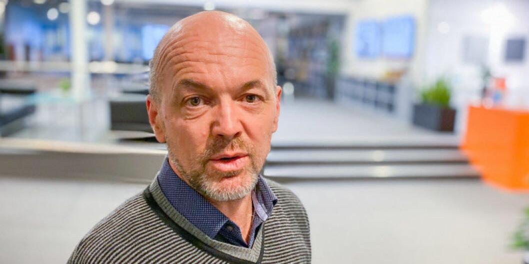 Viseadministrerende direktør Kyrre Lekve er en av de nye eksterne styremedlemmene ved Høgskolen i Innlandet.Foto: Torkjell Trædal