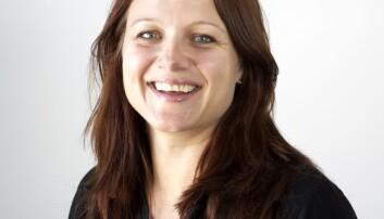 Lena Marie Kjøbli, tillitsvalgt for Forskerforbundet ved NMBU.