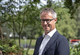 Bård Mæland ny rektor på VID