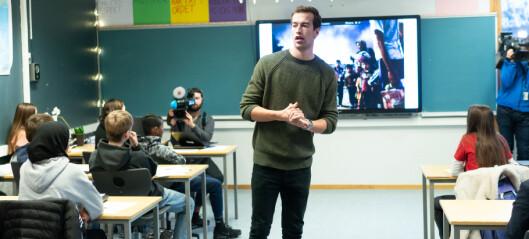 Bare tre av ti studenter fullfører lektorutdanningen som planlagt