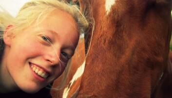 Juni Rosann Johansson (NORSØK) får forskningsmidler fra Dyrevernalliansen. Foto: Privat