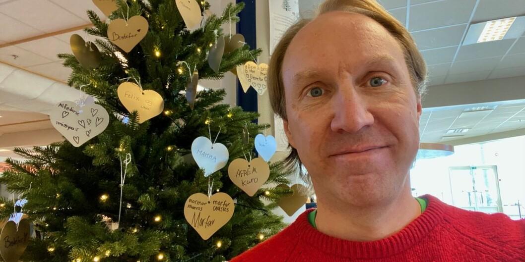 Lars Frers er professor i samfunnsfag ved Universitetet i Sørøst-Norge og i tillegg fersk styremedlem ved universitetet. Foto: Privat