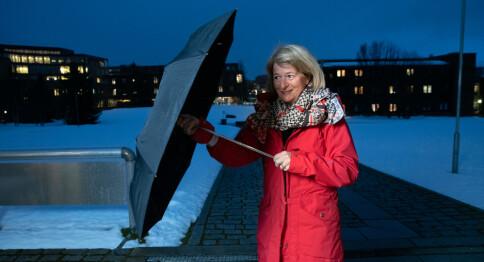 Færre unge i nord bekymrer UiT-rektoren. Tror klimaendringer kan gi drahjelp for universitetet på sikt.