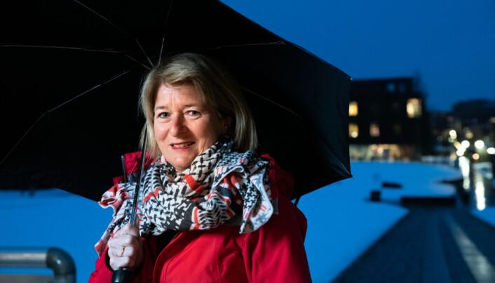 Rektor Anne Husebekk tror kommisjonen kan bidra til forsoning.